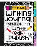 Digital and Printable Writing Journal