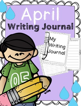 Writing Journal for April