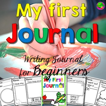 Writing Journal for Beginning Writers