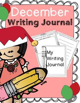 Writing Journal for December