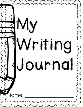 Writing Journal for January