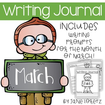 Writing Journal for March