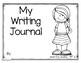 Writing Journal for Reach for Reading - Kindergarten (Unit 4)