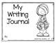 Writing Journal for Reach for Reading - Kindergarten (Unit 9)