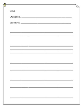 Writing Journal for Upper Primary Grades