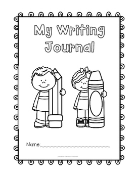 Writing Journal with Picture Prompts