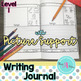 Writing Journal with Picture Prompts | in Spanish