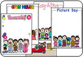 Borders SCHOOL EVENTS BORDERS Clip Art