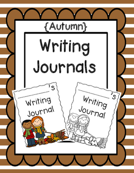Writing Journals {Autumn} {Fall}