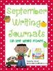 Writing Journals BUNDLE {August-April}