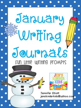 Writing Journals BUNDLE {August-April}