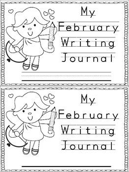 Writing Journals {February}