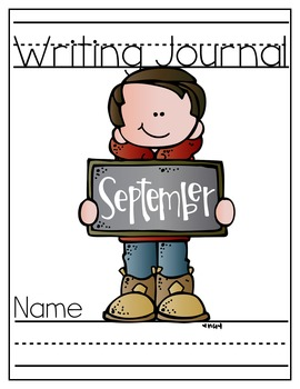 Writing Journals For the Whole Year