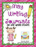 Writing Journals {May}