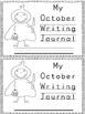 Writing Journals {October}