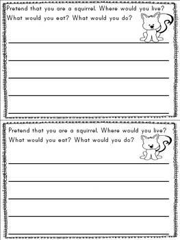 Writing Journals {September}