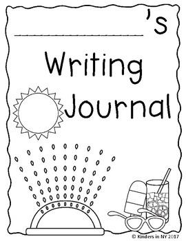 Writing Journals {Summer}