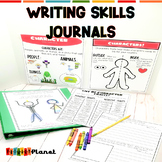 Writing Journals | Writing Skills | Writing Skills Journal