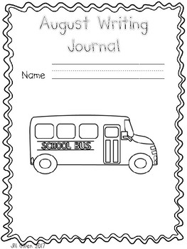 Writing Journals for Every Month of the Year