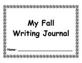 Writing Journals for Kindergarten