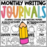 Writing Journals for Kindergarten