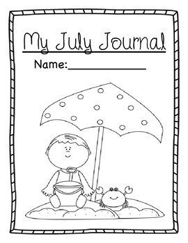 Writing Journals for Primary