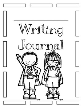 Writing Journals for Superheroes!