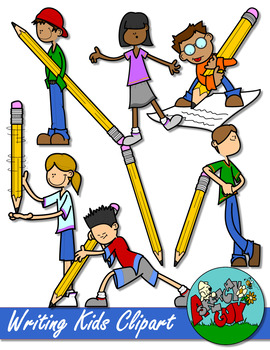 Writing Clipart For Teachers Writing Kids Cl...