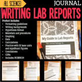 Writing Lab Reports Student Journal