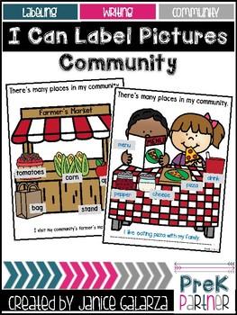 Writing & Labeling {{Community}}
