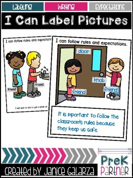 Writing & Labeling {{Rules and Expectations}}