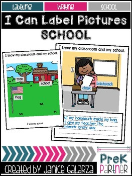 Writing & Labeling {{School}}