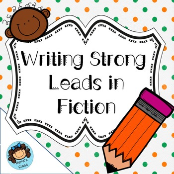 Writing Leads in Fiction
