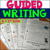 Guided Writing Leaflets