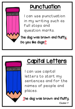 Writing Learning Goals