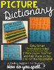 Writing Lesson Two: Writing Resources (Picture Dictionary)