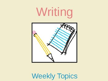 Writing Lessons (Special Education K-3)