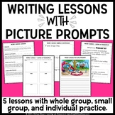 Writing Lessons with Picture Prompts
