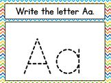 Writing Letters Flipchart