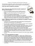 Writing Like Capote (Creative Writing Activity for In Cold Blood)