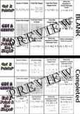 Writing Linear Equations Foldable Interactive Notebook A-CED.1, A-CED.2, A-REI.3