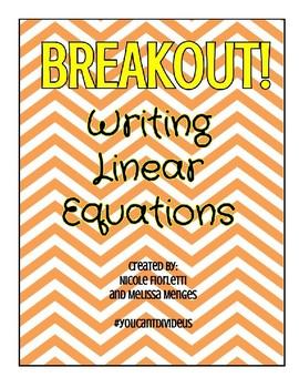 Writing Linear Equations Google Form