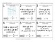 Writing Linear Equations Review- Walk Around Activity