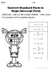 Solving for Y (Linear Equations)