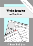 Writing Linear Equations (single variable) Application Pro