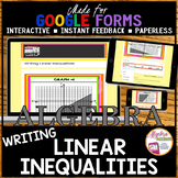 Writing Linear Inequalities from Graphs (Made for Google Drive)