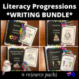 Writing Literacy progression bundle for Australian Curriculum