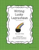 Writing: Lucky Leprechaun