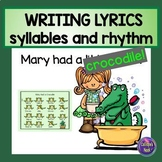 Song Lyric Writing for Beginners