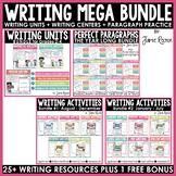 Writing MEGA BUNDLE - 25+ Resources AND 1 Free Bonus File